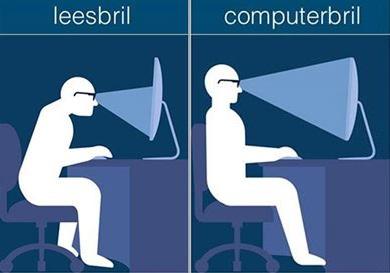 Computerbril of Leesbril