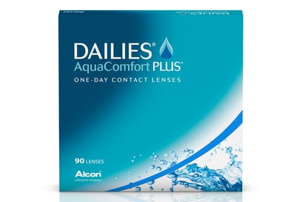 Dailies aquacomfort plus